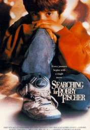 Affiche du film A la Recherche de Bobby Fischer