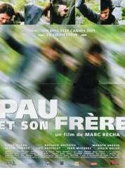 Affiche du film Pau et son frère