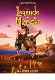 Affiche du film La Légende de Manolo