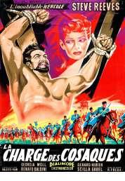 Affiche du film La Charge des Cosaques