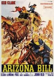 Affiche du film Arizona Bill