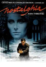 L'affiche du film Nostalghia