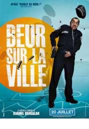 Affiche du film Beur sur la ville