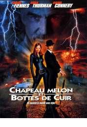 Affiche du film Chapeau melon et bottes de cuir
