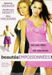 Affiche du film Beautés empoisonnées