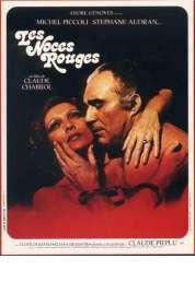 L'affiche du film Les noces rouges