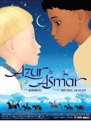 L'affiche du film Azur et Asmar