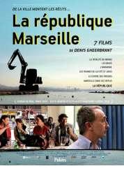 Affiche du film La République Marseille