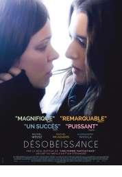 L'affiche du film Désobéissance