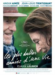 L'affiche du film Les Plus belles années d'une vie