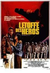 Affiche du film L'étoffe des héros