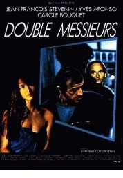 L'affiche du film Double messieurs