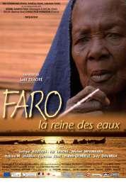 Affiche du film Faro, la reine des eaux