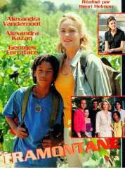 Affiche du film Tramontane (feuilleton)