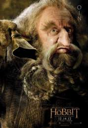 L'affiche du film Le Hobbit : un voyage inattendu