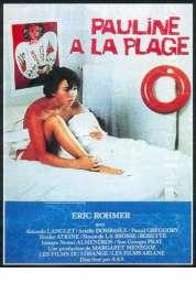 L'affiche du film Pauline à la plage