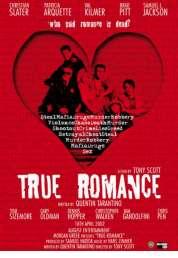Affiche du film True romance