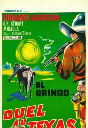 Affiche du film Duel Au Texas