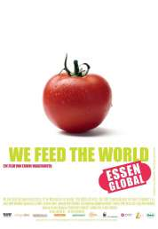 Affiche du film We Feed the World