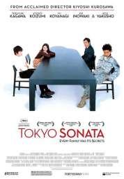 Affiche du film Tokyo Sonata