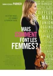 Affiche du film Mais comment font les femmes ?