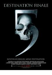 Affiche du film Destination Finale 5