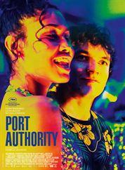 L'affiche du film Port Authority