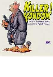 Affiche du film Killer Kondom !