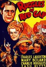 Affiche du film L'extravagant Mr Ruggles