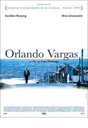 Affiche du film Orlando vargas