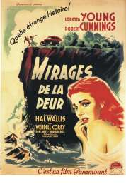 Affiche du film Mirages de la Peur