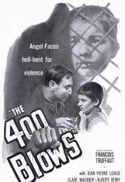 L'affiche du film Les 400 coups