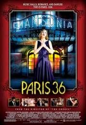 L'affiche du film Faubourg 36