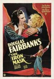 Affiche du film Le Masque de Fer