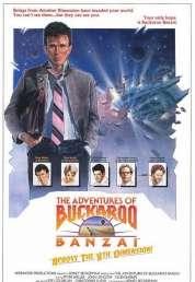 Affiche du film Les Aventures de Buckaroo Banzai