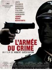 Affiche du film L'Armée du crime