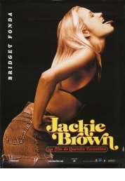 L'affiche du film Jackie Brown