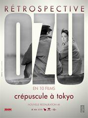 L'affiche du film Crépuscule à Tokyo