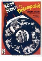 Affiche du film Les désemparés