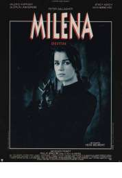 Affiche du film Milena