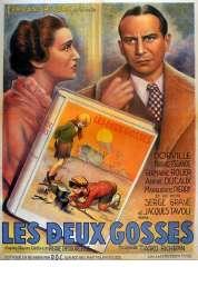 Affiche du film Les Deux Gosses