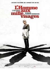 L'affiche du film L'Homme aux mille visages