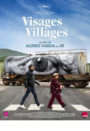 L'affiche du film Visages Villages