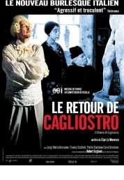 Affiche du film Le Retour de Cagliostro