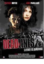 Affiche du film Deadlines