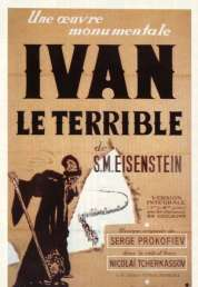 Affiche du film Ivan le Terrible