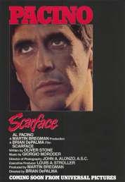 Affiche du film Scarface