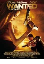 Affiche du film Wanted : choisis ton destin