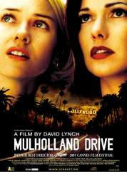 L'affiche du film Mulholland drive
