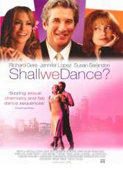 Affiche du film Shall we dance ? La Nouvelle vie de Monsieur Clark